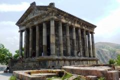 Armenia Garni Temple